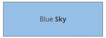 Επένδυση Elite Χρώμα Blue Sky